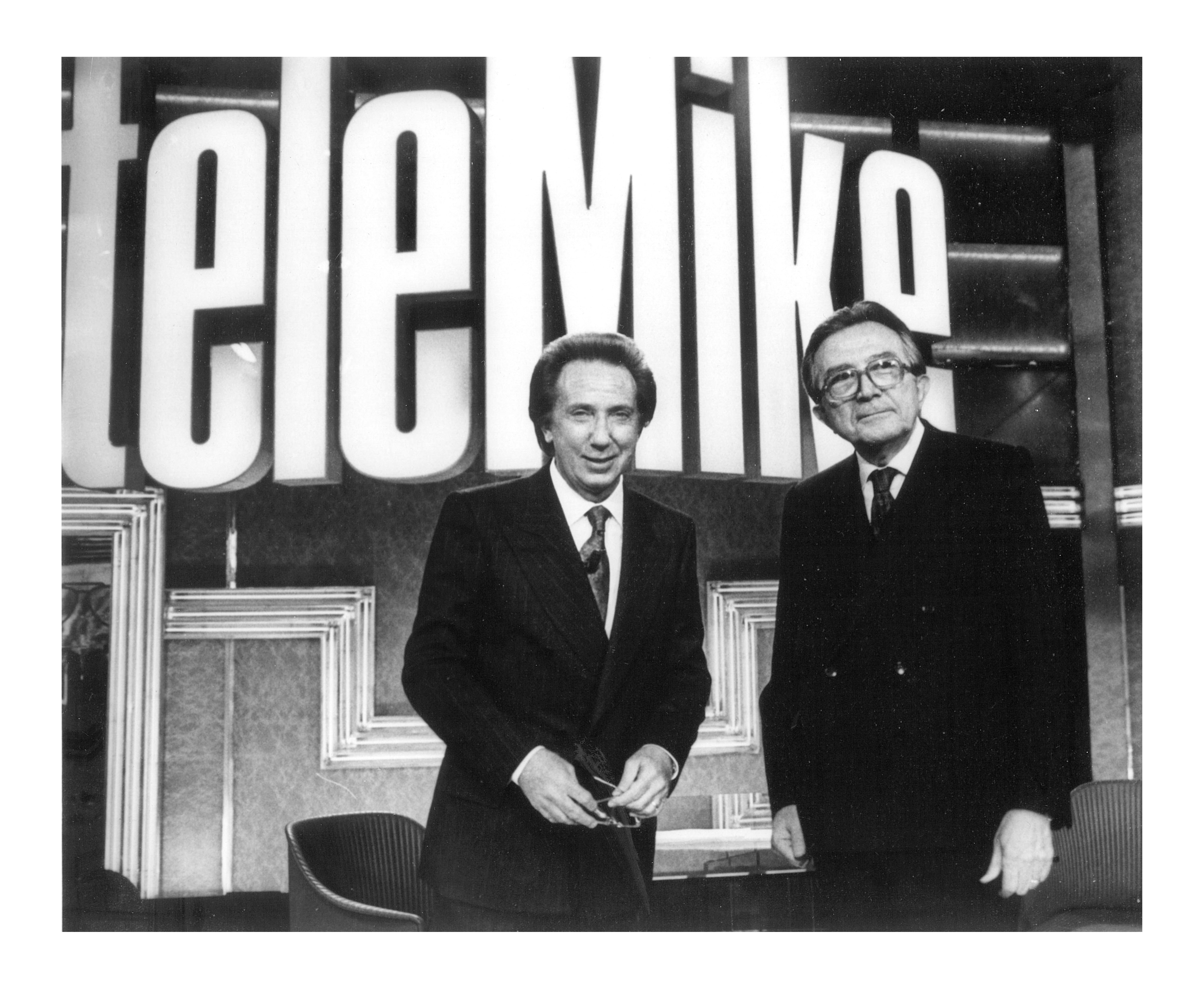 Telemike.mike con andreotti